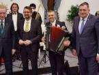 Svečana večera: Dodik i Erdogan zakitili harmoniku