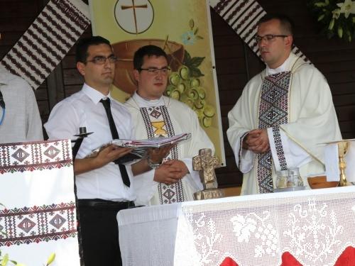 FOTO: Mlada misa vlč. Ivana Ivančevića