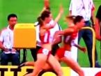 VIDEO: Izgubila sigurnu medalju jer je počela prerano slaviti!