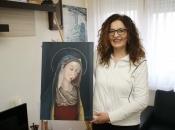 FOTO: Upoznajte Branku Križanac - ramsku slikaricu