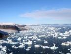 Afrički pijesak nošen vjetrom otapa europske ledenjake