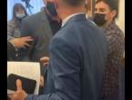 'Hrvat' Edim Fejzić nasrnuo na zastupnika koji mu je čestitao Božić