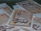 U FBiH prosječna neto plaća 827 KM