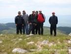 Foto: Memorijalni uspon na Radušu