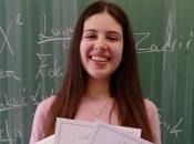 Matea Anić učenica generacije u OŠ Marka Marulića Prozor