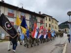 Kupres: Svečano obilježena 25. obljetnica oslobođenja