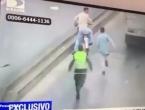 Bježao policiji a onda uskočio kamiondžija!