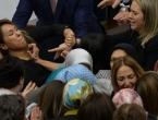 VIDEO: Tučnjava zastupnica u turskom parlamentu