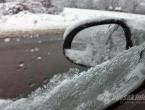 Snijeg i vjetar otežavaju promet širom BiH