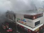 Veliki požar u tržnom centru u Rusiji, 53 ljudi smrtno stradalo