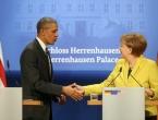 Obama i Merkel osudili napade na Alep
