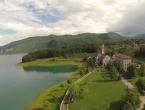 VIDEO: Franjevački samostan Rama Šćit i Ramsko jezero iz zraka