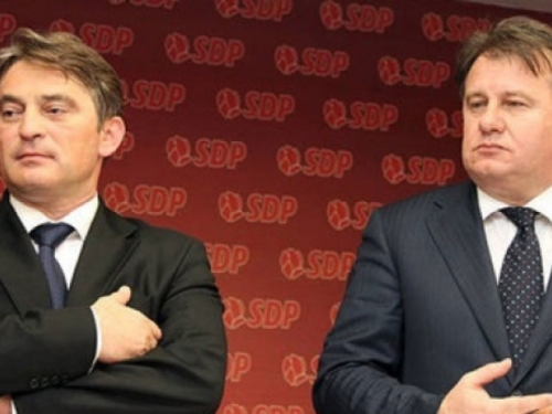 SDP i DF osudile Deklaraciju HNS-a i Karamarkovu izjavu