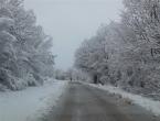 U BiH oblačno sa snijegom, poslije podne razvedravanje