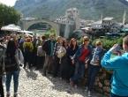 U Federaciji BiH najviše borave turisti iz Hrvatske, Turske i Italije