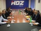 HDZ i Most danas pregovaraju o podjeli fotelja