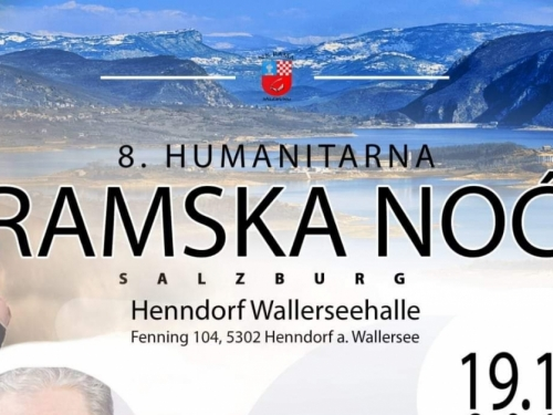 NAJAVA: 8. humanitarna 'Ramska noć'