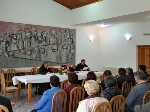 FOTO: Dekanski susret u župi Rama-Šćit