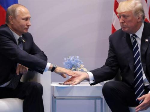 Rusija: Trump je pozvao Putina u posjet SAD-u