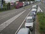 Na graničnim prijelazima duga zadržavanja na izlazu iz BiH