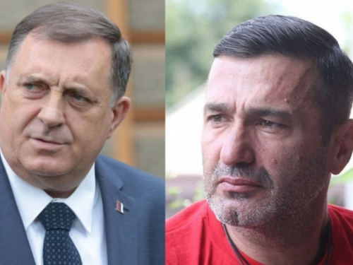 Dodik tužio Davora Dragičevića zbog klevete, traži odštetu od 6.000 KM