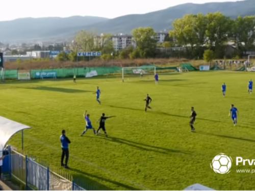 VIDEO  Nevjerojatan autogol u Srbiji, golman bacio loptu u svoju mrežu