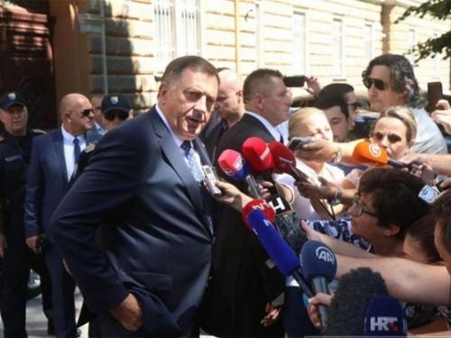 Dodik: Srbi ne mogu zaboraviti NATO bombardiranje