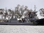 Ukrajina opet šalje ratne brodove u Azovsko more