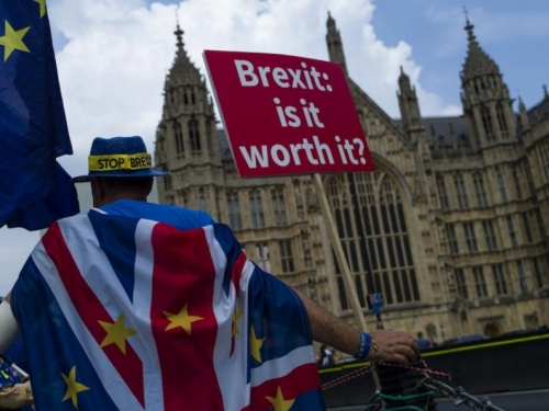 Johnson poručio Irskoj: Napuštamo EU 31. listopada bez obzira na sve