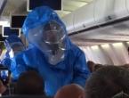 Vikao je: 'Imam ebolu, svi ste naj****i!'