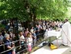 FOTO: Proslava sv. Ante na Kominu u župi Uzdol