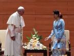 Papa Franjo u posjet Mjanmaru upozoren da jednu riječ nikako ne izgovara