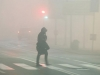 Oprez zbog magle i poledice