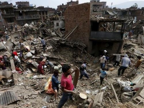 Potres jačine 7,4 po Richteru ponovno pogodio Nepal
