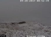 Pao prvi snijeg ove jeseni na Čvrsnici