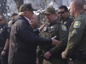 Trump u izgorjelom Paradiseu