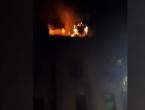 Požar u stanu u Banja Luci: Pronađeno beživotno tijelo žene