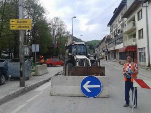 Započela rekonstrukcija grada Prozora