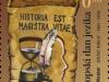 """Prigodna marka HP Mostar """"Europski dan jezika"""""""