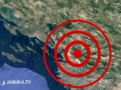 Snažan potres pogodio Dalmaciju