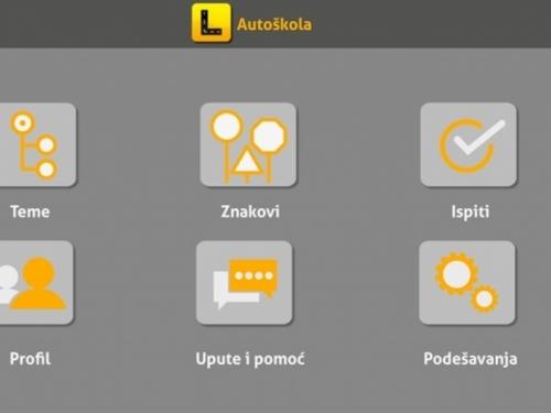 Stigla nova hrvatska aplikacija - Autoškola za polaganje vozačkog ispita