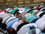 Muslimani proslavljaju Ramazanski bajram - Bajram šerif mubarek olsun!