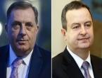 Dodik i Dačić najavili integriranje RS-a i Srbije