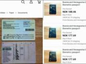 Na eBayu se prodaju osobni dokumenti građana iz BiH