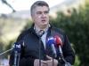 Milanović: ''Hrvati u BiH su najmalobrojniji, ali bogami neće bit manjina''