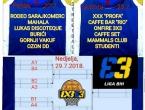 Najava i raspored 16. Streetball Rama