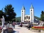 Međugorje posjetilo više od milijun turista prošle godine