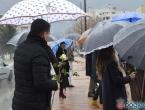 7 bijelih ruža bačeno u Neretvu u spomen na sedmoricu ubijenih fratara