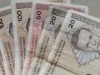 Kolika je prosječna plaća u BiH?