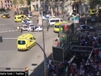 Teroristički napad u Barceloni: Ima mrtvih i ozlijeđenih